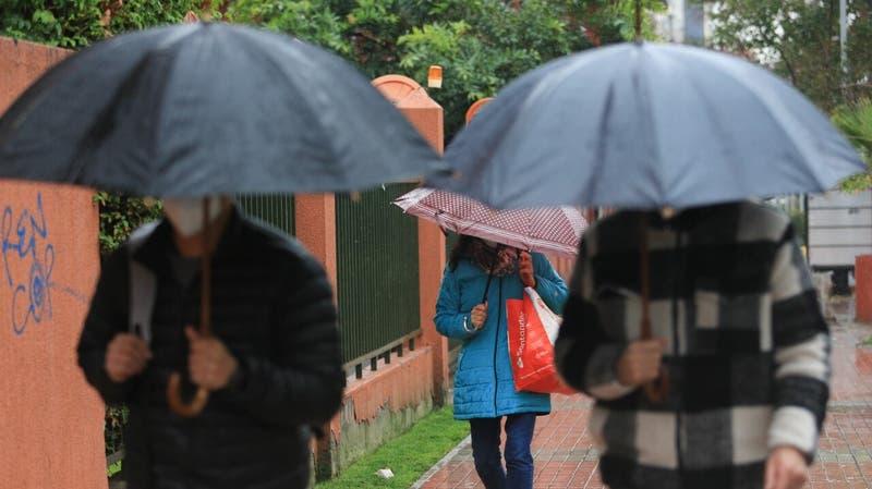 Precipitaciones en la zona central: Dónde y a qué hora lloverá este martes en la RM