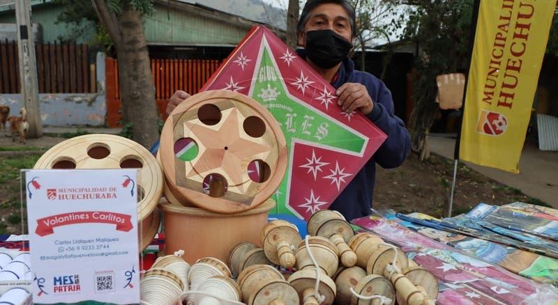 Con emprendedores locales se realiza Fiesta Costumbrista Barrial en Huechuraba