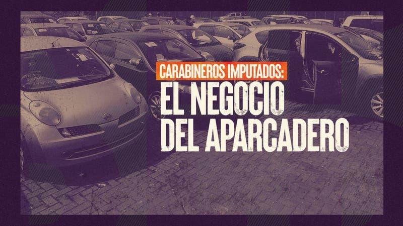 """Reportajes T13: Fiscalía indaga cohecho y asociación ilícita del """"negocio del aparcadero"""""""