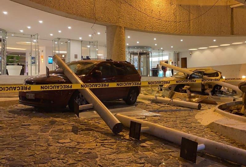 Terremoto de magnitud 7,1 sacude el centro de México