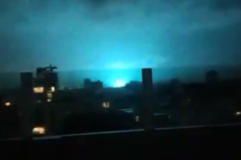 Luces de terremoto: ¿Por qué se iluminó con distintos colores el cielo de México durante sismo 7.1?