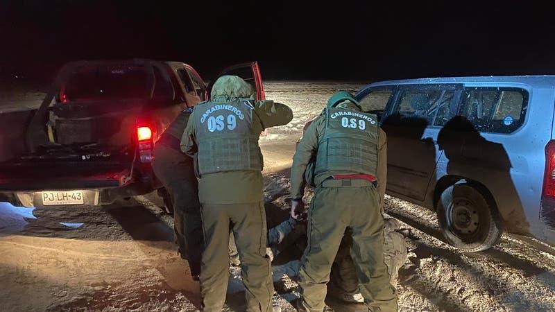 Militares detenidos en Colchane: Ministerio de Defensa boliviano afirma que un oficial quedó herido