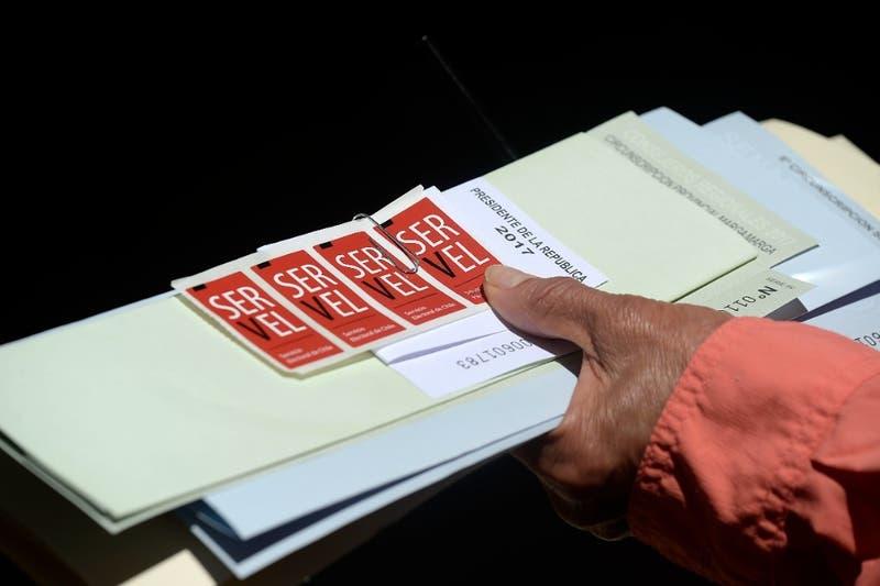 Voto obligatorio: Sala del Senado aprueba proyecto en general