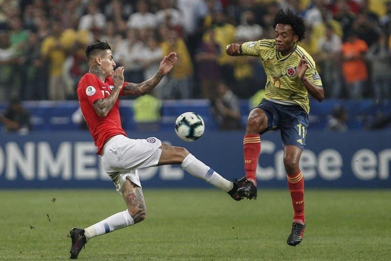 Colombia vs. Chile: hora y dónde ver el partido de La Roja por las Clasificatorias