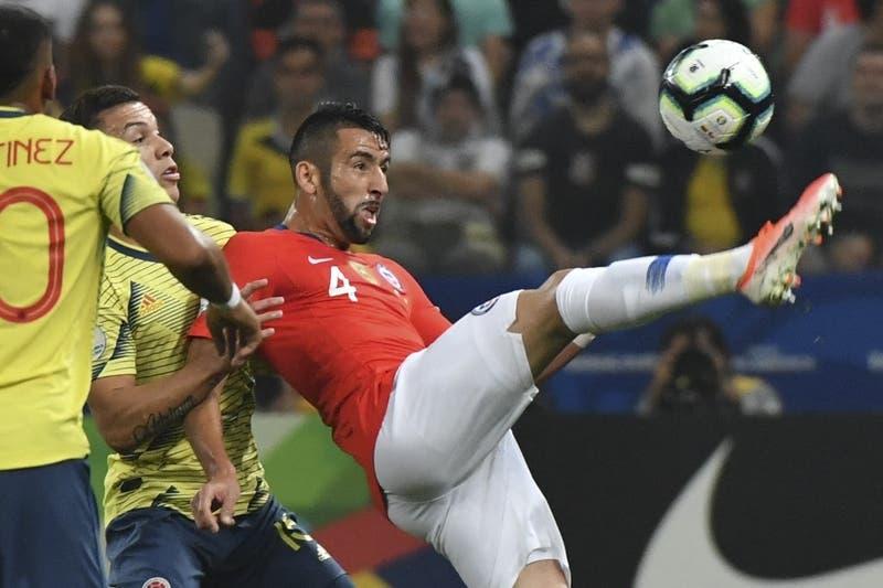 Chile visita a Colombia con la necesidad de ganar para escalar en las Clasificatorias