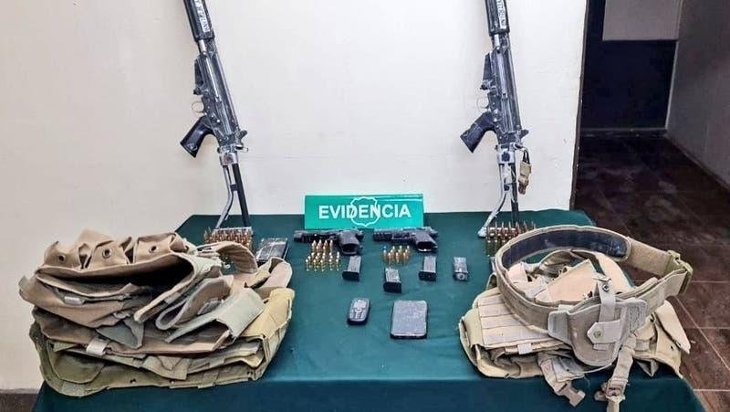 Amplían detención de militares bolivianos involucrados en robo con intimidación en la frontera