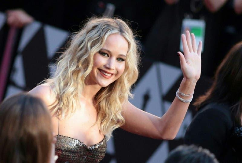 Las imágenes que confirman que Jennifer Lawrence está embarazada