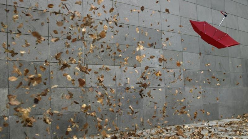 Fin de semana de lluvias: Pronostican vientos para 7 regiones entre el 11 y 12 de septiembre