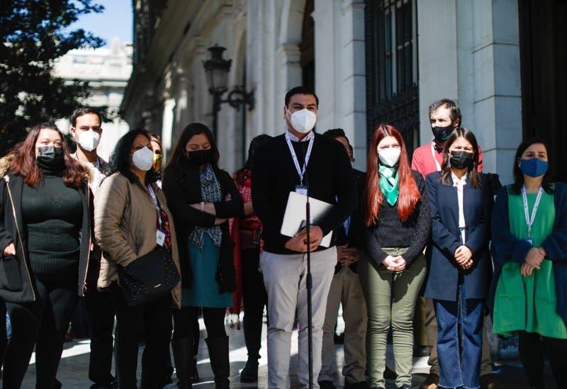 """Constituyentes de la ex Lista del Pueblo por Rojas Vade: """"No volveremos a hablar del tema"""""""