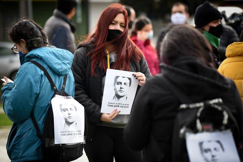 Corte Suprema rechaza recurso de amparo de Martín Pradenas y seguirá en prisión preventiva