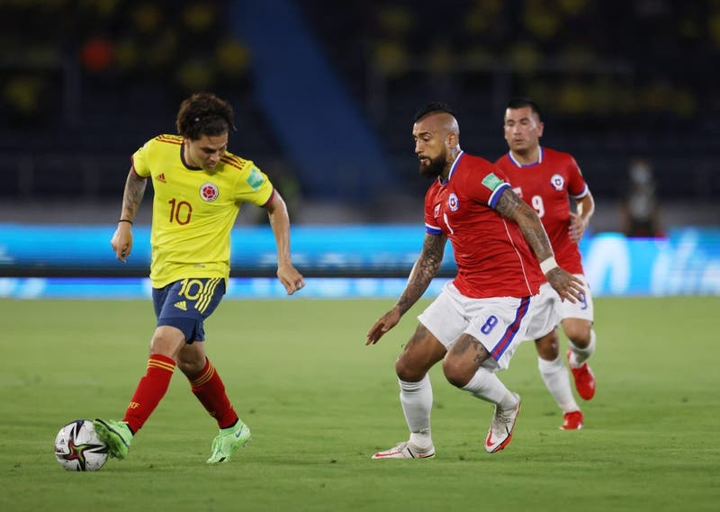 Hinchas chilenos se desahogan con memes por la derrota contra Colombia