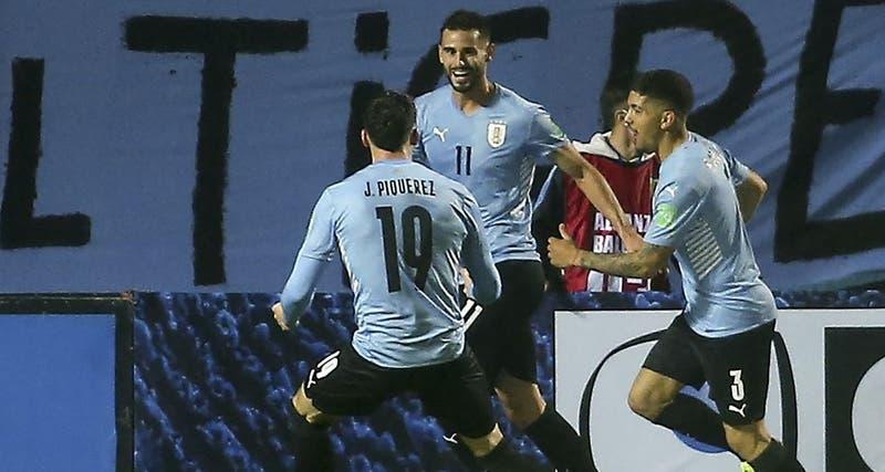 Uruguay venció a Ecuador y le quita el tercer puesto a Ecuador