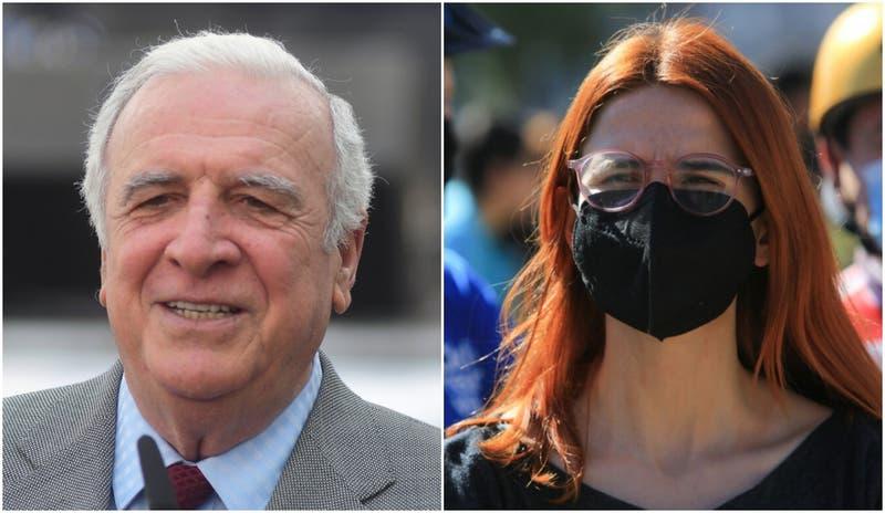 """Zarhi se defiende tras denuncia de malversación de fondos en Ñuñoa: """"Es una mentira más de Ríos"""""""