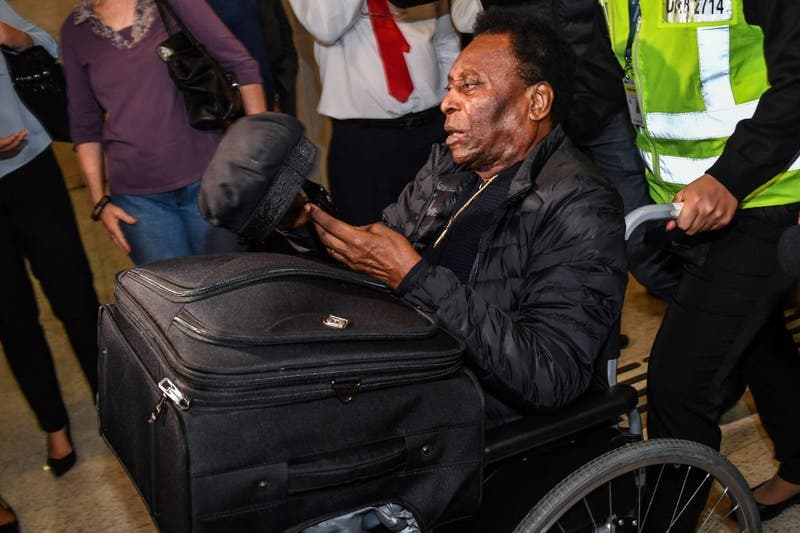 "Pelé sigue en UCI aunque se recupera de ""manera satisfactoria"""