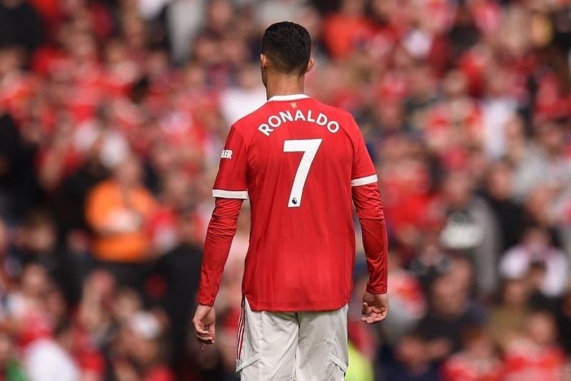 Cristiano Ronaldo es titular es su regreso al Manchester United