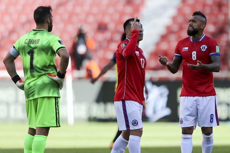 Adiós a La Roja: Chile no aparecerá como selección en FIFA 22