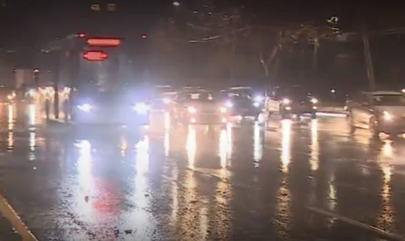[VIDEO] Precipitaciones comenzarían esta noche: Se espera una ola de frío durante la semana