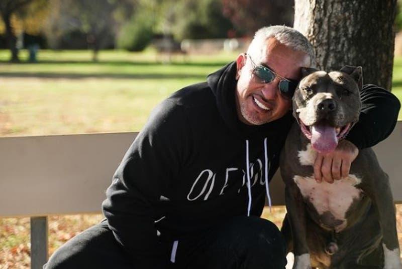 """Denuncian al """"encantador de perros"""": Su pitbull habría matado al perro de una rapera"""