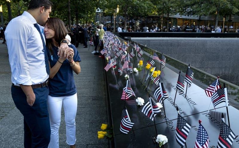 [VIDEO] Emotivas ceremonias a 20 años de la tragedia del 11 de septiembre en EE.UU