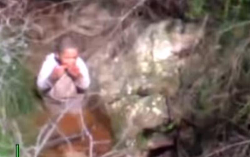 [VIDEO] Niño con autismo sobrevivió tomando agua con barro: Estuvo perdido tres días en el desierto