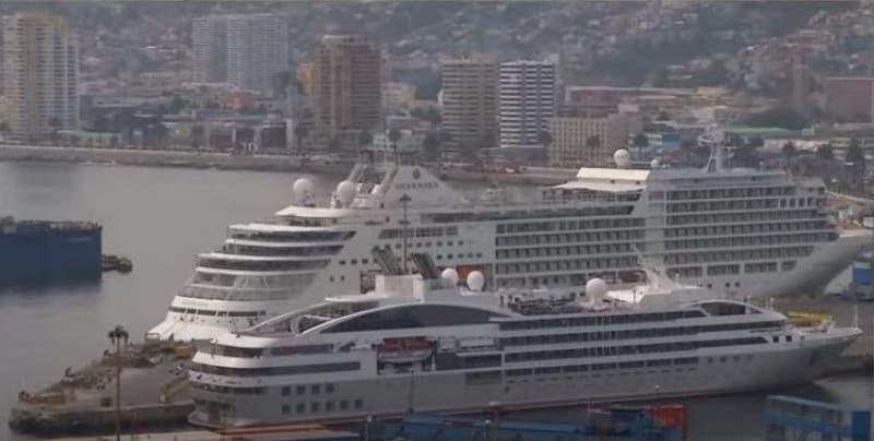 [VIDEO] 14 recaladas: Valparaíso se alista a recibir primeros cruceros