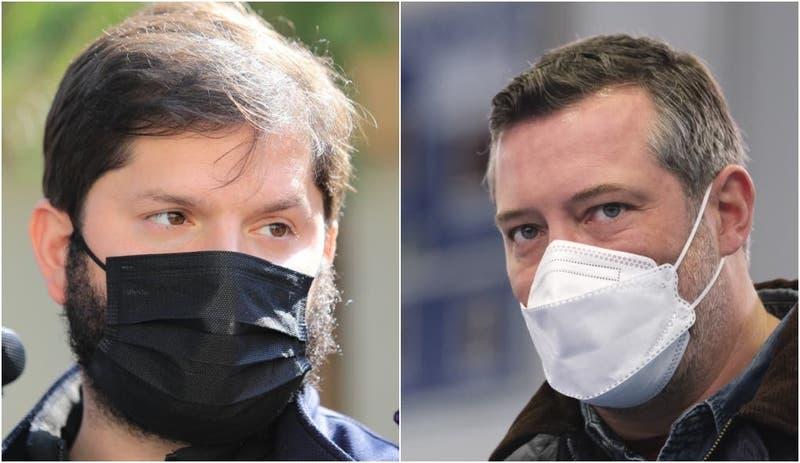 Cadem: Boric mantiene leve ventaja sobre Sichel y Provoste mira de lejos