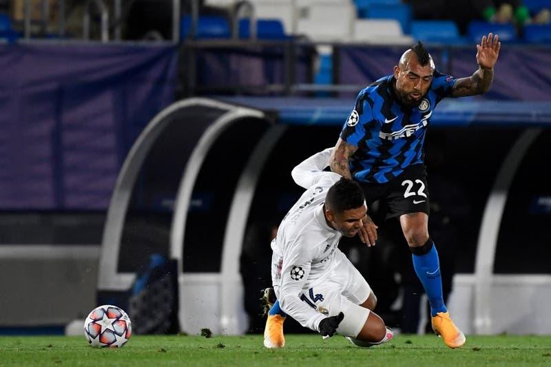 Comienza la Champions League: un choque de gigantes y el Inter de Vidal y Alexis recibe al Madrid