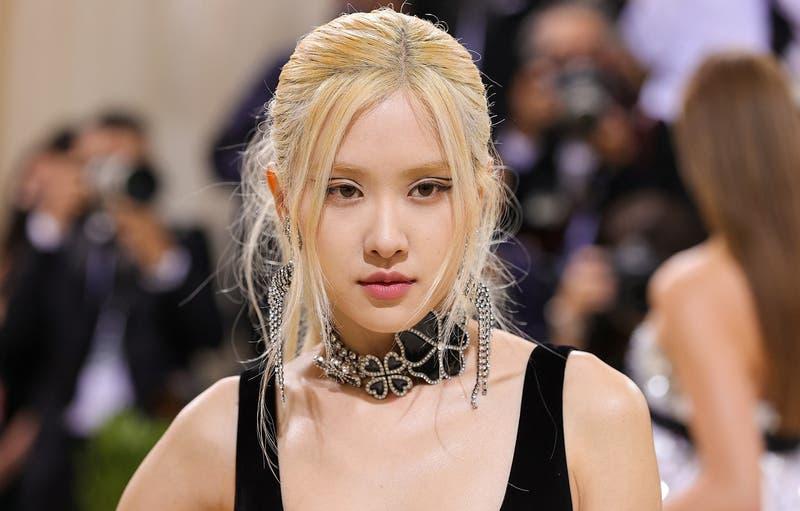 Met Gala 2021: Rosé de BlackPink hizo historia al desfilar en el evento más importante de la moda