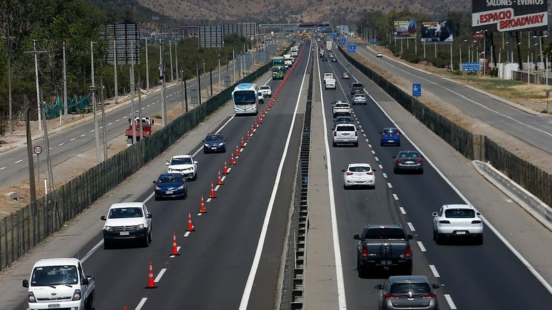 Peaje a $1.000 y 3x1 en carreteras: Revisa todas las medidas en las rutas durante Fiestas Patrias