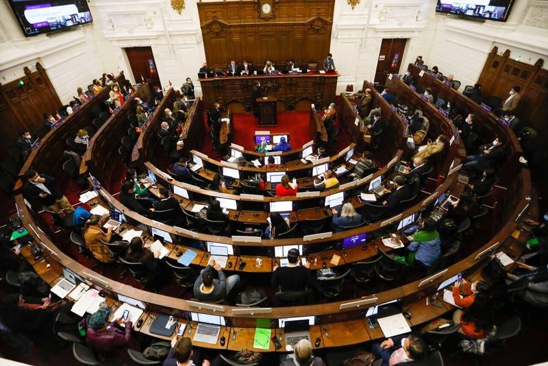Pleno aprueba en general reglamento de la Convención Constitucional