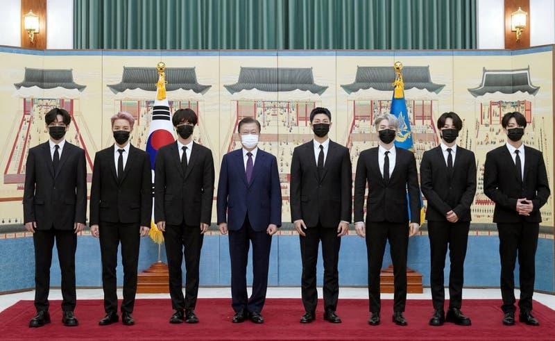BTS obtiene pasaportes diplomáticos como enviados especiales de Corea del Sur para ir a la ONU