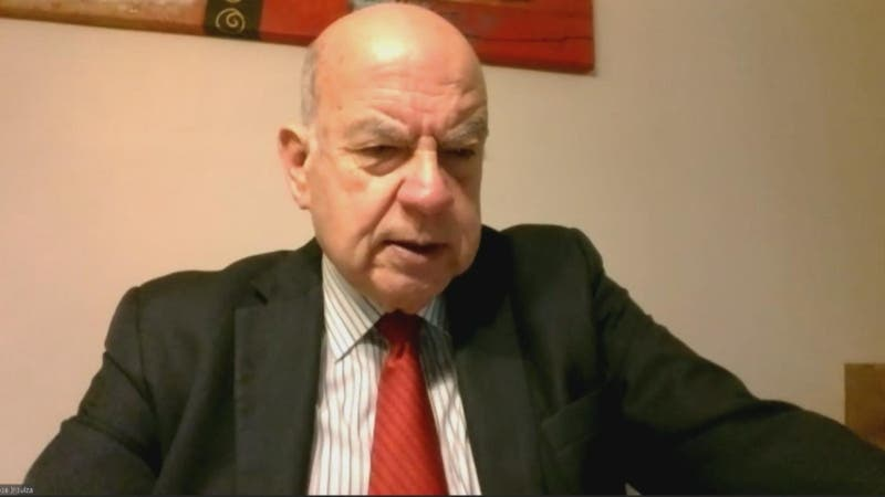 """Senador Insulza y cuarto retiro de AFP: """"Estoy en contra del proyecto, probablemente, en general"""""""