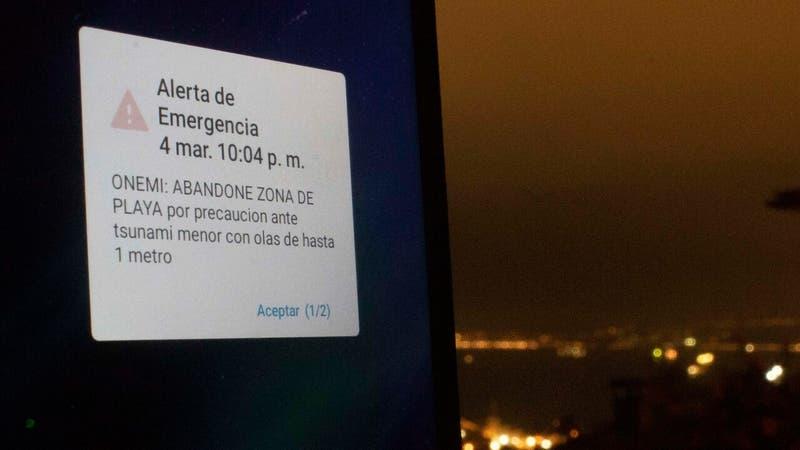 Onemi anuncia pruebas al Sistema de Alerta de Emergencias en la Región Metropolitana: en qué comunas se hará y cuándo