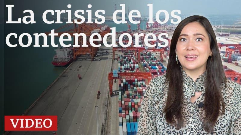 Qué es la crisis de los contenedores y cómo está afectando al comercio mundial y a tu bolsillo