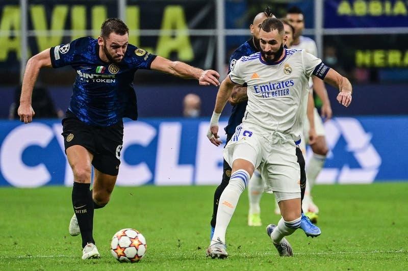 Inter perdió con Real Madrid: Vidal jugó y Alexis fue citado