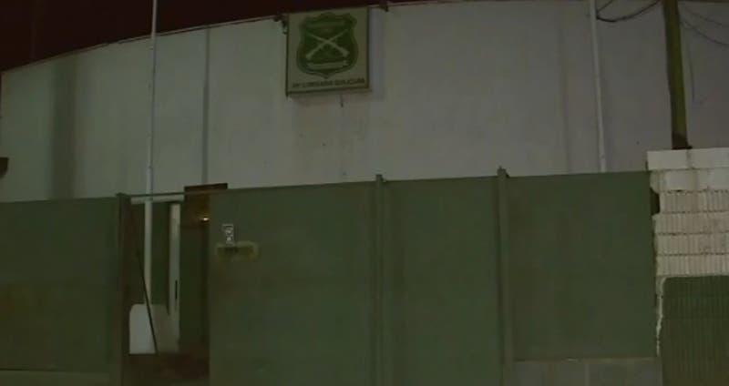 Apuñalan a Carabinero afuera de comisaría en Quilicura