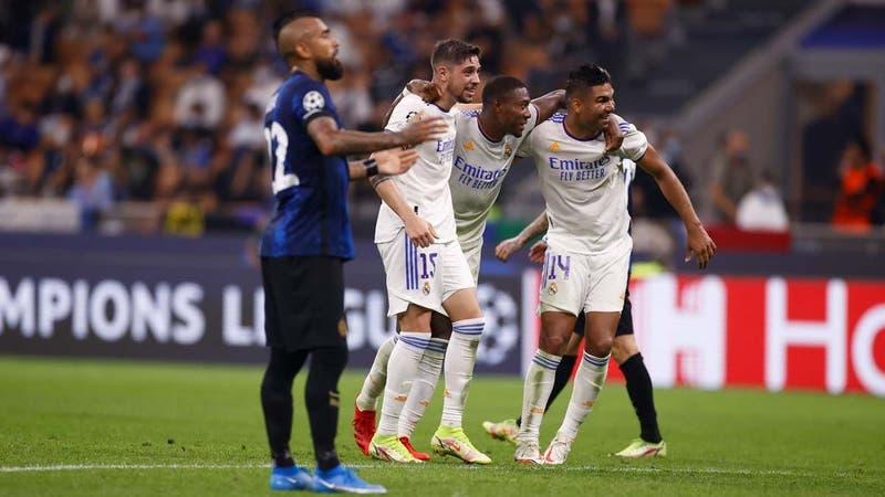 """""""Es nuestra mascota"""": Hinchas del Real Madrid se burlan de Arturo Vidal tras victoria sobre el Inter"""