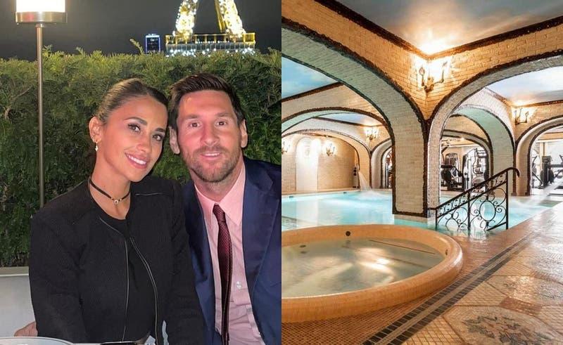 La lujosa y soñada mansión que quiere arrendar Leo Messi en París: le pusieron inesperada condición