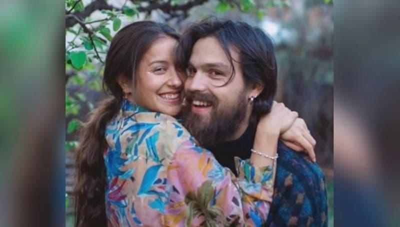 """""""Yo no estoy llorando"""": el romántico video que le dedicó Camilo Zicavo a Denise Rosenthal"""