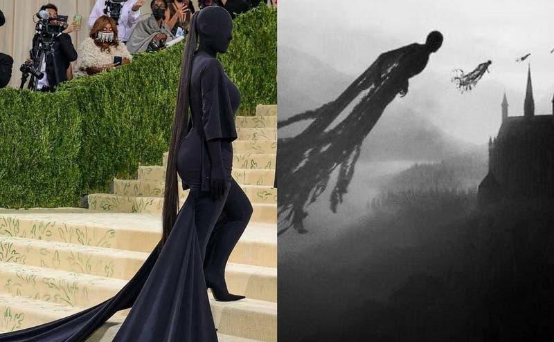 De Kim Kardashian a Minecraft: La colección definitiva de memes de la Met Gala