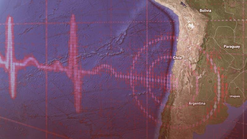 Sismología se refiere a seguidilla de temblores en Los Vilos.