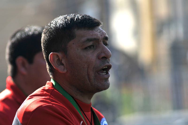 Francisco Huaiquipán deja la prisión preventiva y continuará bajo arresto domiciliario total