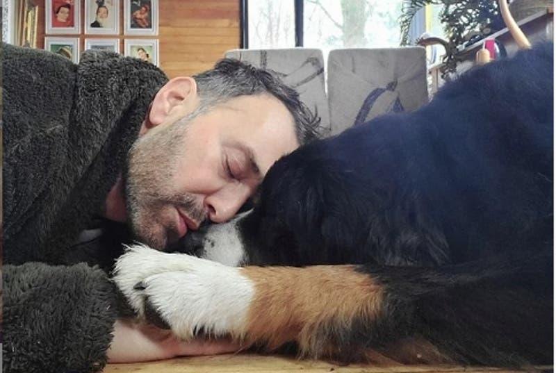 """""""No estábamos preparados para este derrumbe"""": Jordi Castell pierde a su perro por tumores"""