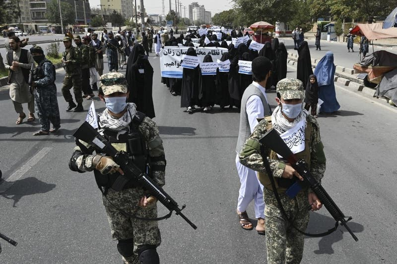 Los talibanes reemplazan el ministerio de Asuntos Femeninos por el de Prevención del Vicio