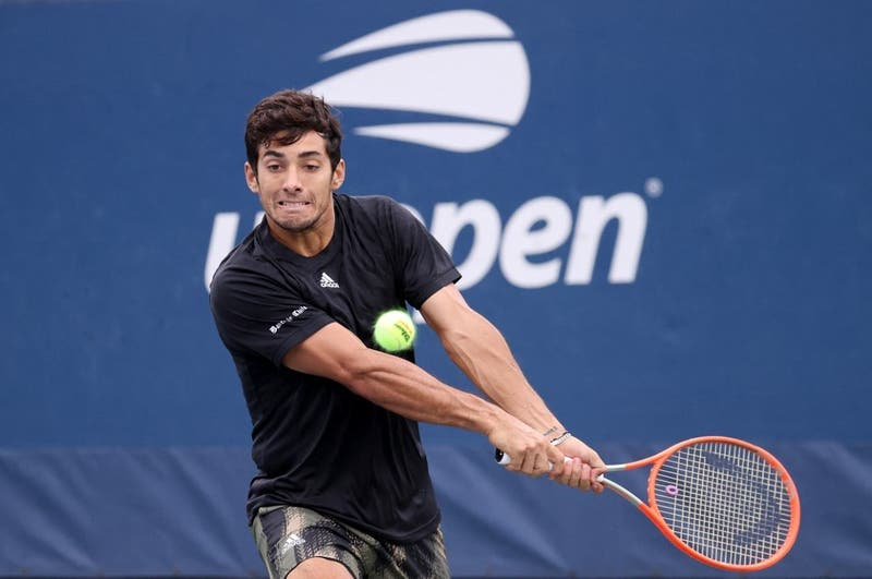 Copa Davis: Garin gana cómodamente y la de el primer punto a Chile sobre Eslovaquia