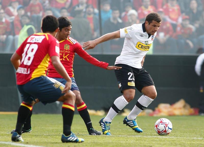 Vecchio admitió pateó mal los córners jugando por Colo Colo para que Unión Española fuera campeona