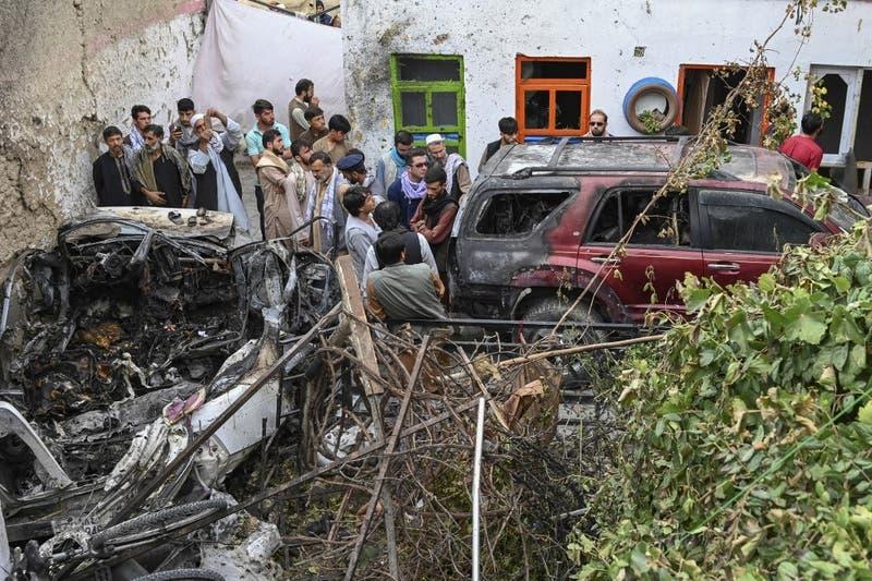 """Defensa de EEUU se disculpa por ataque que mató a 10 afganos: """"El ataque fue un error trágico"""""""