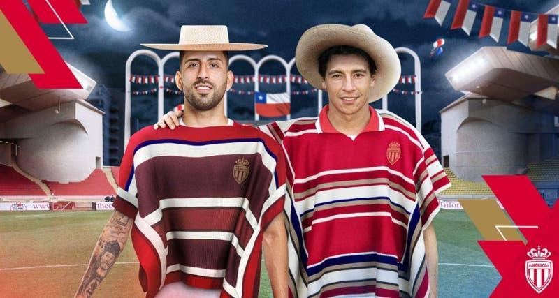 Hasta vestidos de huaso: Los clubes europeos que saludaron a Chile por sus Fiestas Patrias