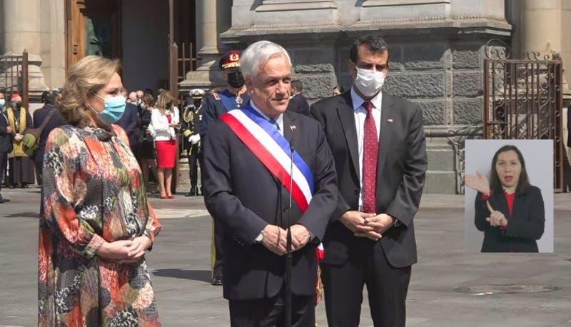 Presidente Piñera presentará un proyecto que expandiría el Pilar Solidario al 80% de la población