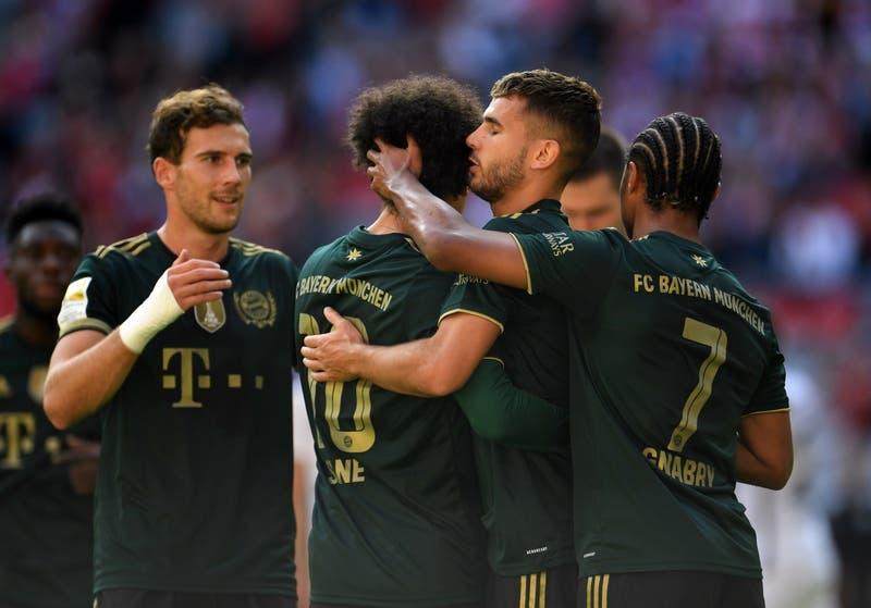 El Bayern no tiene rival en Alemania: Le ganó 7-0 al Bochum y ya es líder